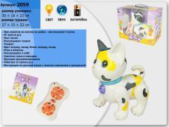 Интерактивное животное Кошечка 2059 (T46-D1080) 2