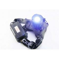 Налобный фонарь BL POLICE 2188B 158000W T6 фонарик