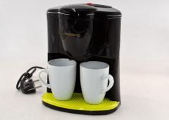 Профессиональная кофеварка капельная CROWNBERG
