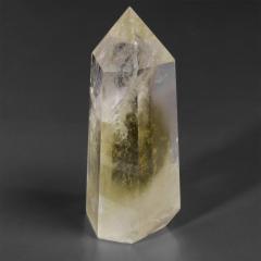Коллекционный минерал цитрин стела, 80*33 мм., 123