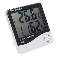 Гигрометр HTC-1 с функ. термометр / влагомер /
