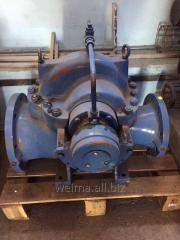 Pump to increase pressure
