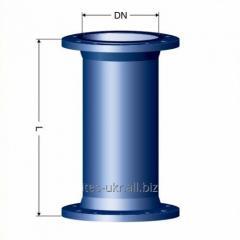 Патрубок фланцевий (FF) DN100-500