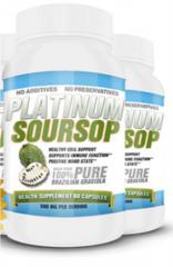 Platinum Soursop (Платинум Соурсоп)- капсулы...