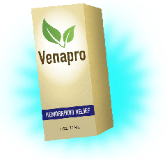 Venapro (Венапро)- крем от геморроя