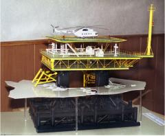 Models of the industrial equipment to order for