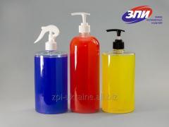 Дозатор  насос для  для антисептика, средств дезинфекции, мыла 28/410