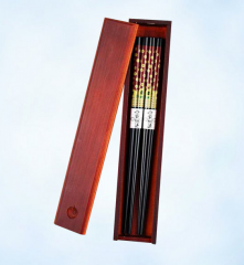 Chopsticks are the Chinese. Set of sticks of 25 cm