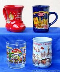 Cups souvenir Kiev