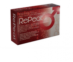RePeat (РеПит)- капсулы для усиления эрекции и