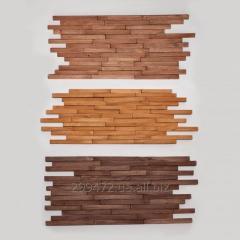Деревянная плитка Мозаика Стеновые Панели AF-202