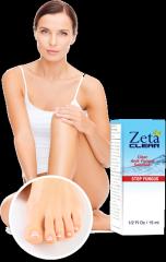 Zetaclear (Зетаклир)- крем от грибка