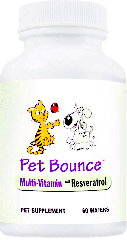 Pet Bounce (Pat Bones) - capsules for dogs...