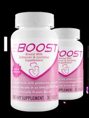 Boost (Буст)- натуральный усилитель молока