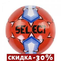 Мяч футбольный (красный) C40066