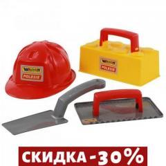 Набор каменщика №3 Construct (4 элемента) 50519