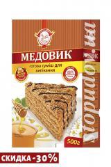 """Смесь для выпечки """"Медовик"""", 500 г"""