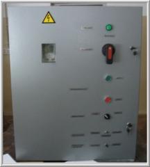 Semi-automatic control panels, distributive
