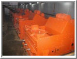ULS2,8x1,4 roar sifting of waste of flotation and