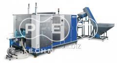 Automatic pet blow molding machine for 3,0-10,0l