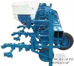 The cultivator of KPH 5,6 Is intended for interrow