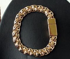 Bracelet Bismarck bronze