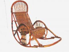 """Rocking-chair """"Decline"""