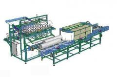 Equipment for production of packing