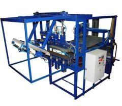 Машины для изготовления упаковки из пленки