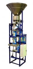 Оборудование для расфасовки сыпучих продуктов