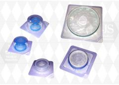 Mirror gynecologic rotary and gear fixing, JS