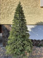 Кедр 1.5м литая елка искусственная ель литая