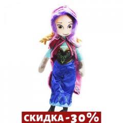 Кукла мягкая Холодное сердце: Анна CEL-191