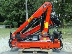 Crane manipulator of the HC 50 series