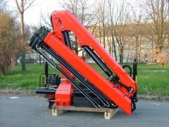 Special handling hydro cranes
