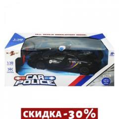 Машинка на радиоуправлении (черный)