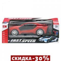 Машинка на радиоуправлении Fast Speed...