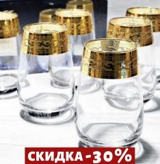 Набор стаканов (6 шт) СИР ДЕ КОНЬЯК для...