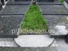 Цоколь на могилу Киев