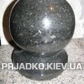 Ритуальные шары, Вазы из гранита, ритуальные, шары