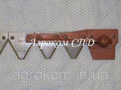 Коса 501203012 нож гладкий косилки К-1,4 Balmet