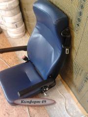 Сидіння для міського транспорту, сидіння для