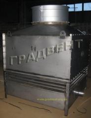Градирни ГПВ (ГПВ-20, ГПВ-40, ГПВ-80, ГПВ-160, ГПВ-320)