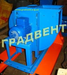 Вентилятор центробежный ВЦ 4-75 №3,15 (ВР 88-72-3,15) с электродвигателем 2,2 кВт, 3000 об/мин
