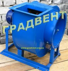 Вентилятор центробежный ВЦ 4-75 №5 (ВР 88-72-5) с электродвигателем 0,55 кВт, 1000 об/мин