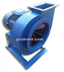 Вентилятор пылевой ВРП-3,15 (ВЦП 5-45, ВРП 100-45 №3,15) с электродвигателем 2,2 кВт, 3000 об/мин