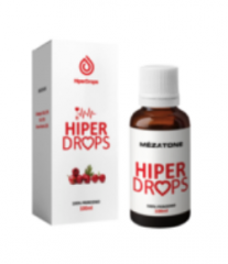 Hiper Drops (Гипер Дропс) - капли от гипертонии