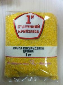 Grain and cornmeal