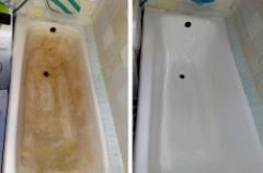 Комплект для ремонта трещин и сколов на ваннах