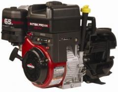 Motor-pump for transfer of KAS, ammoniac water.